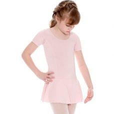 Balettdräkt med kjol (barn)