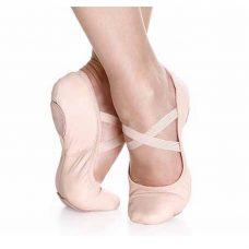 So Danca balettskor i skinn