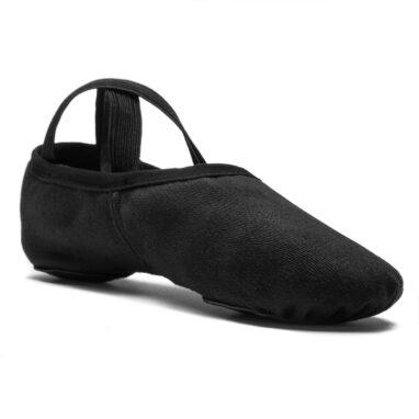 Rumpf balettskor i stretchcanvas main