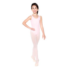 So Danca balettdräkt med breda axelband