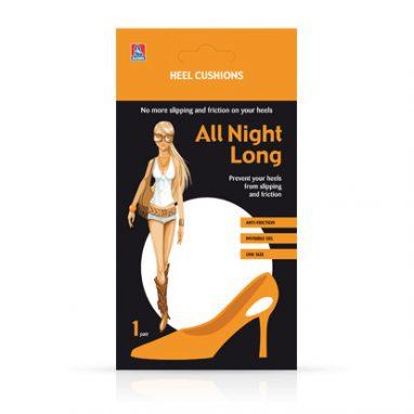All Night Long heel cusions