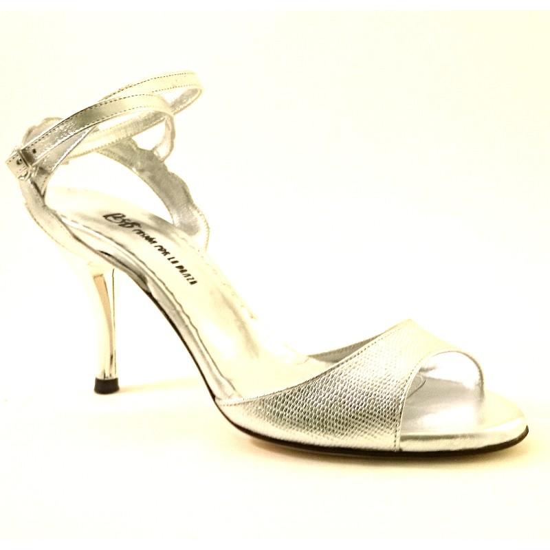 Acuzena lizard silver